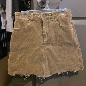 Size 22 Pacsun Jean Skirt